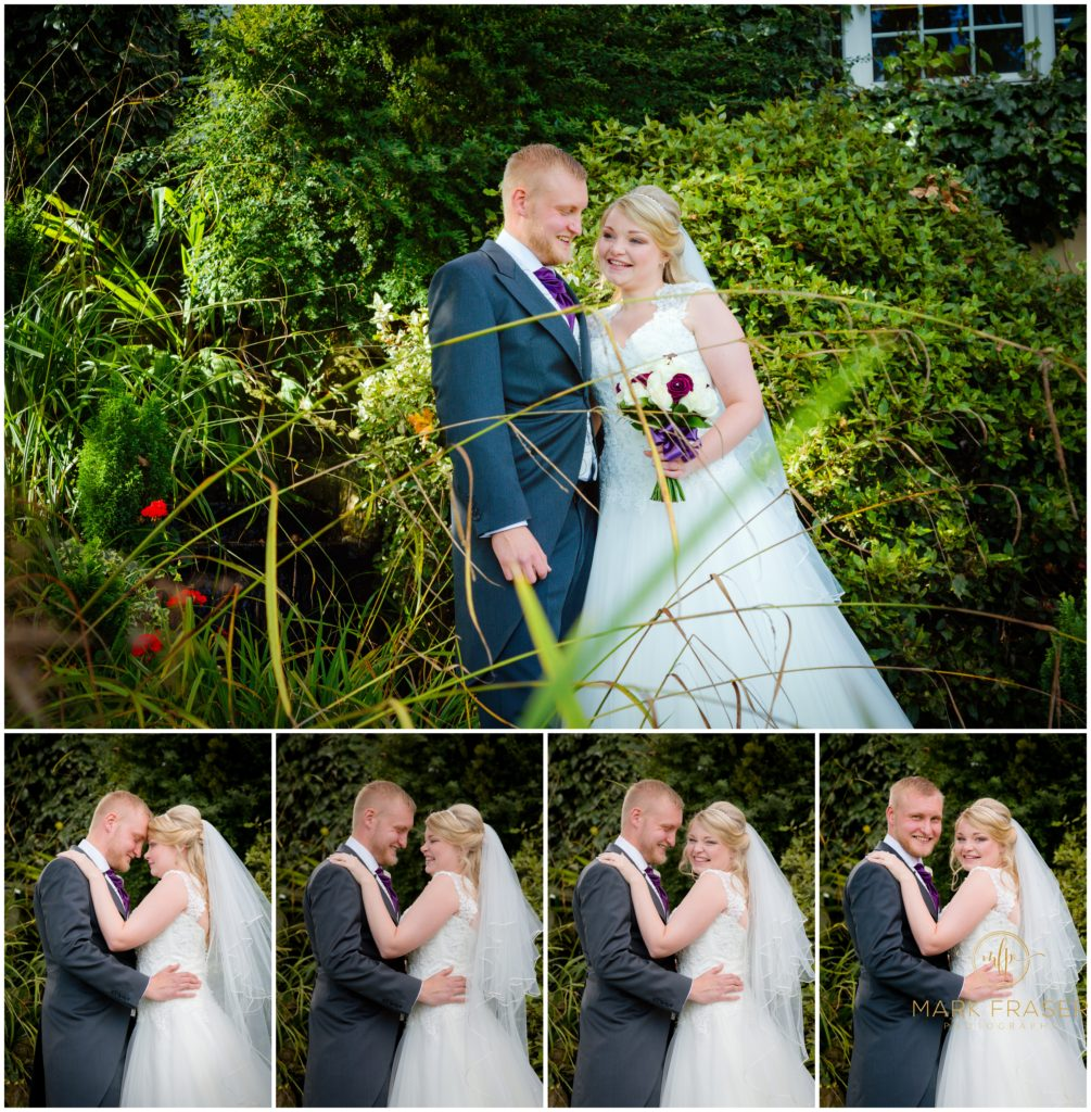 Sophie and Robert's Whittlebury Park Wedding - Mark Fraser Photography